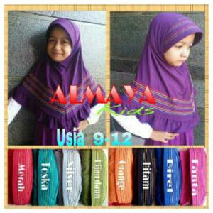 Almaya Kids Hijab Anak-Anak