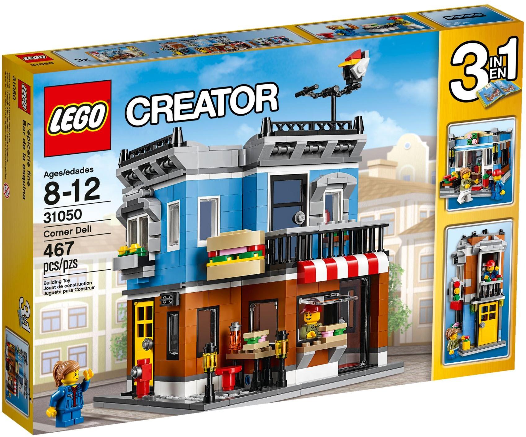 LEGO # 31050 CREATOR Corner Deli