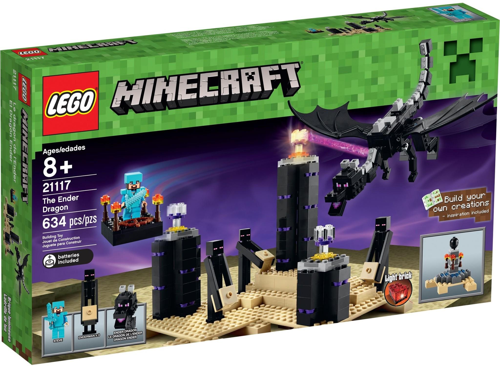 LEGO 21117 - Minecraft - The Ender Dragon