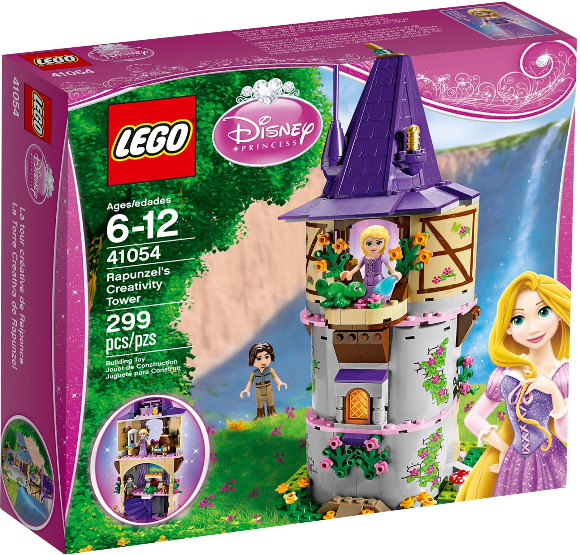 LEGO 41054 - Disney Princess - Rapunzel's Creativity Tower