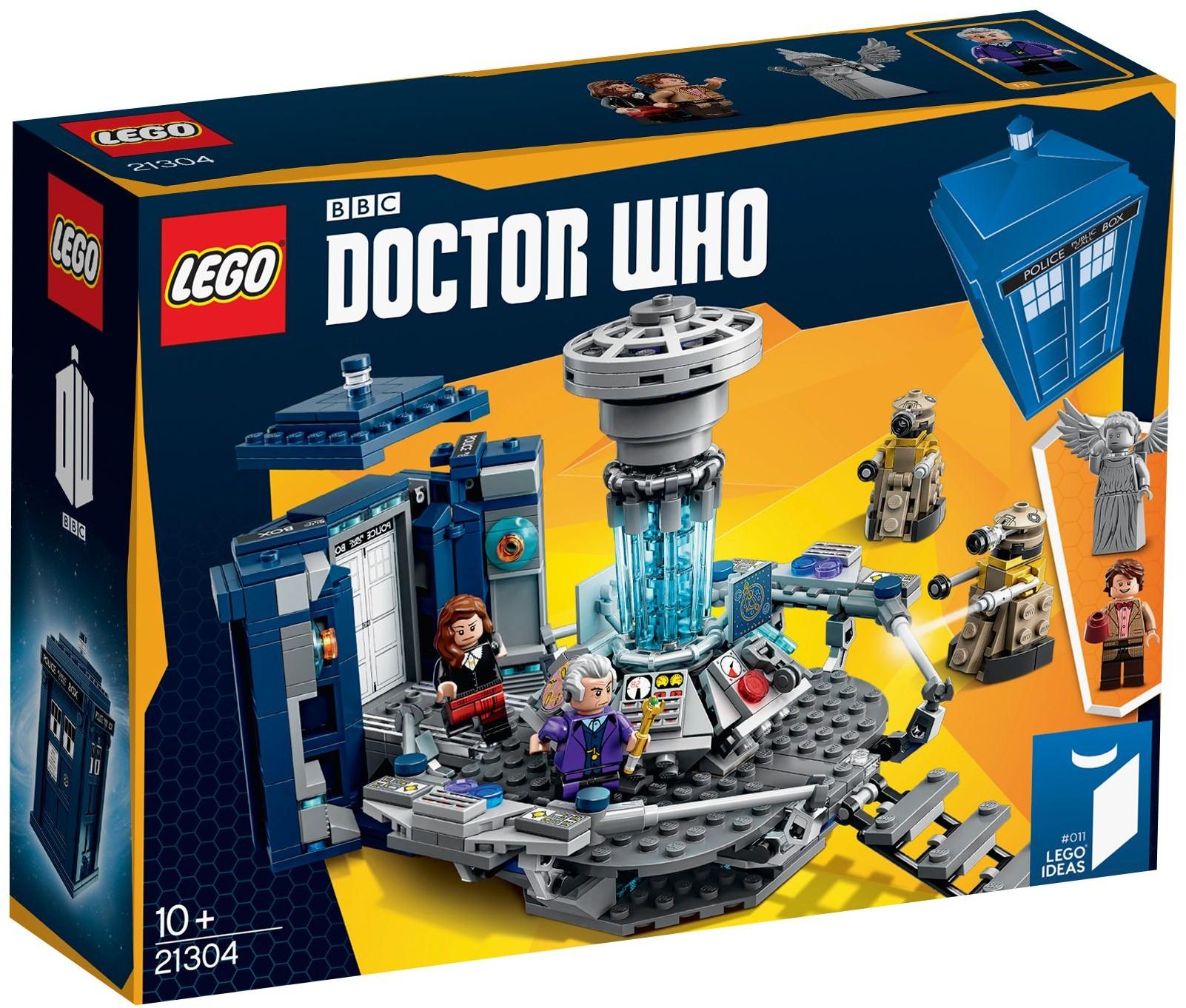 LEGO 21304 - CUUSO / Ideas - Doctor Who