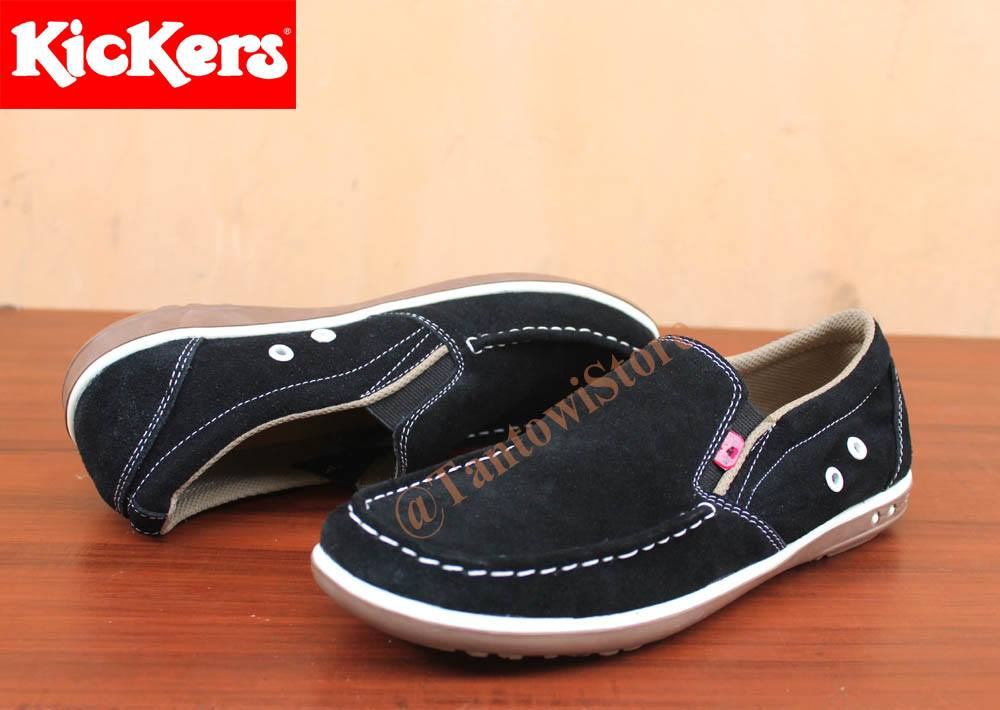 Jual Sepatu Pria Slop Kickers Asli model terbaru - Fadlam onlineShop ... be6cc65257