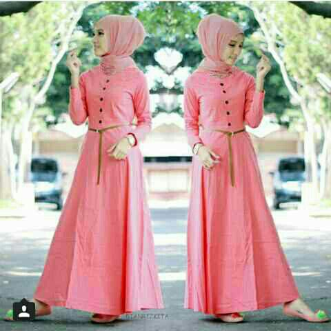 Hijab Amel + Belt