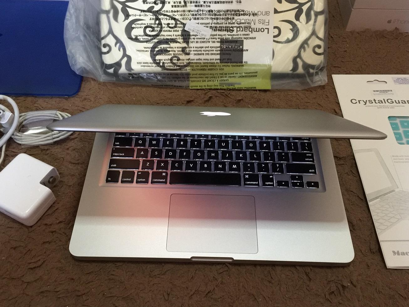 Jual Macbook Pro 13 MD102 2012 Quadcore I7 29