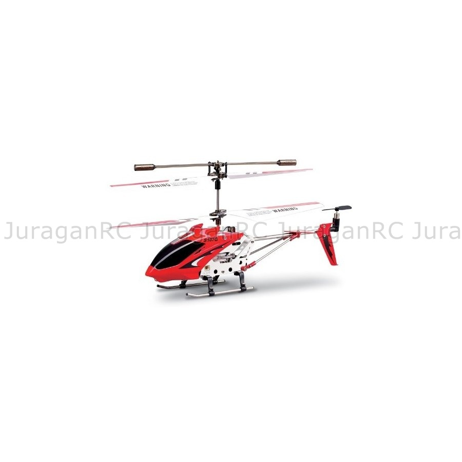 RC Helicopter Syma S107G infrared Remote control with GYRO