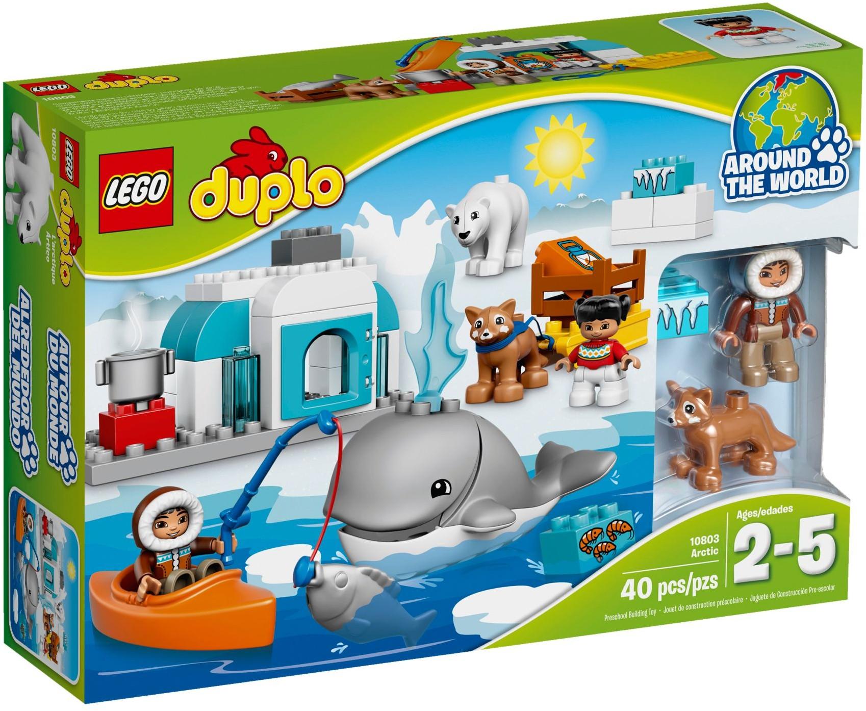 LEGO # 10803 DUPLO Arctic
