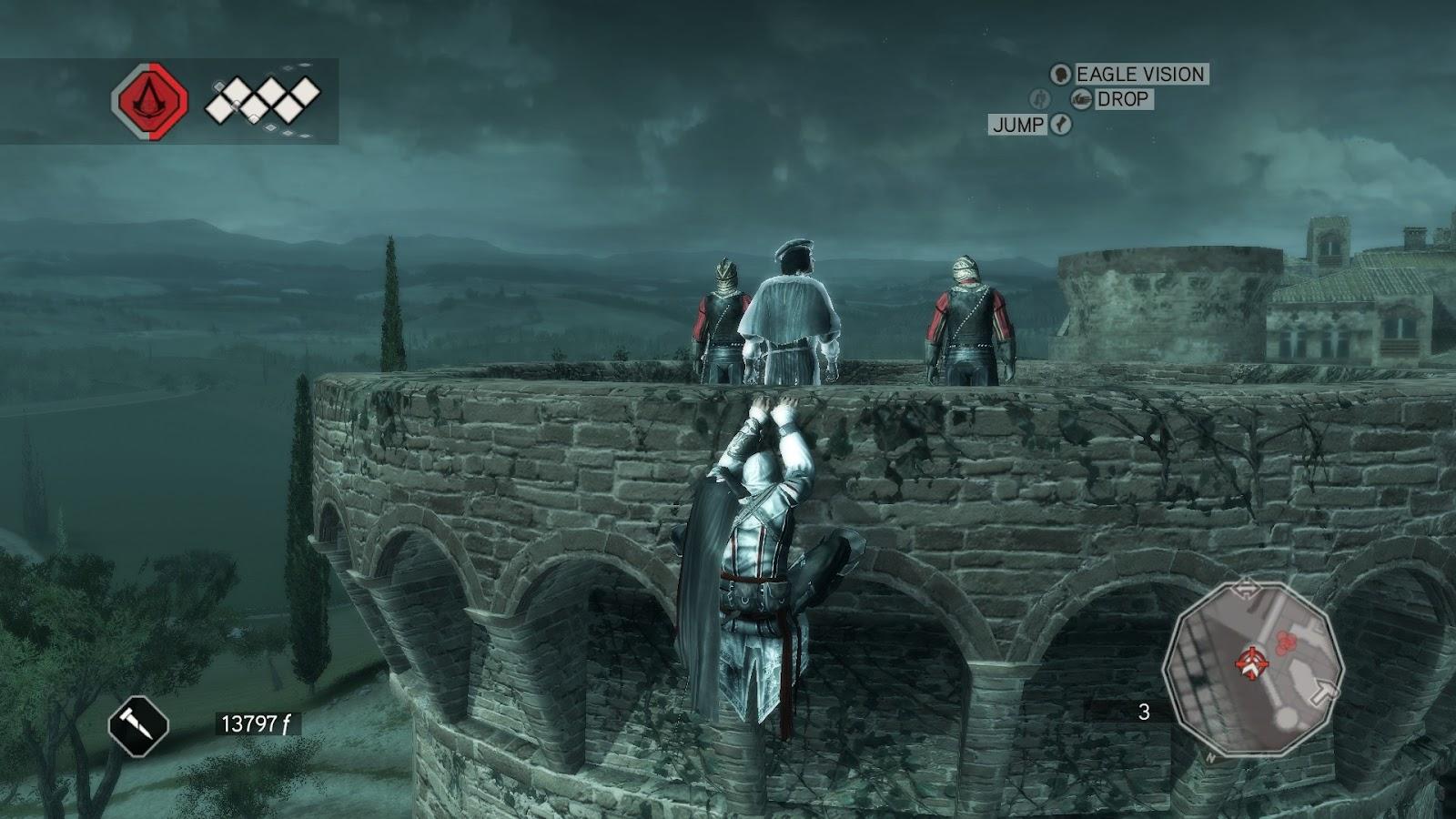 Hasil gambar untuk assassin's creed 2 gameplay