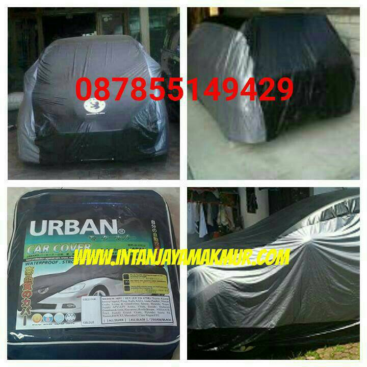 BODY COVER URBAN JAZZ / SELIMUT MOBIL URBAN JAZZ