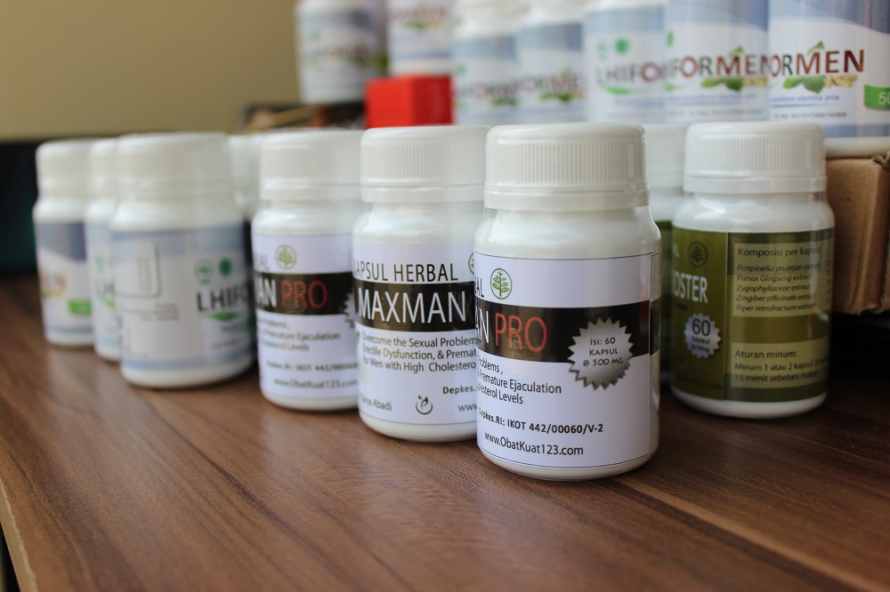 jual maxmanpro obat herbal perkasa agar kuat tahan
