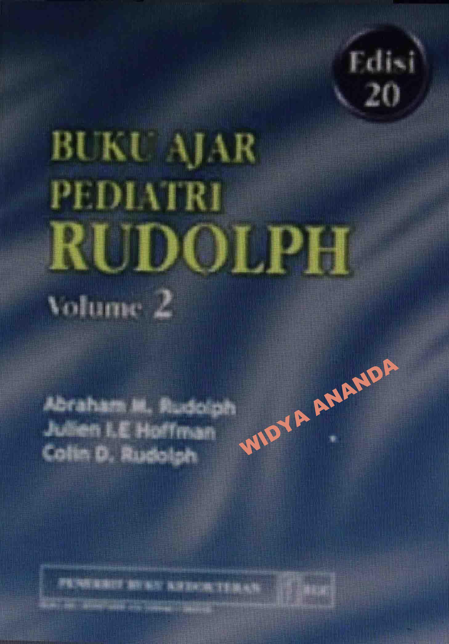 Buku Ajar Pediatri Rudolph, Vol.2 Edisi 20