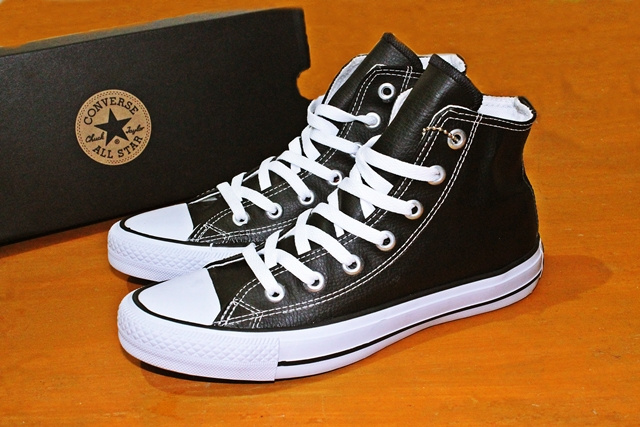 Jual CONVERSE LOW   HI KULIT 99.9% (KW SUPER) BNIB MADE IN ... b486f38a6c