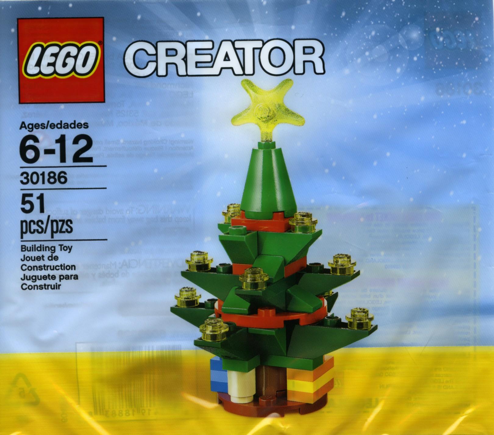 LEGO 30186 - Polybag - Christmas Tree