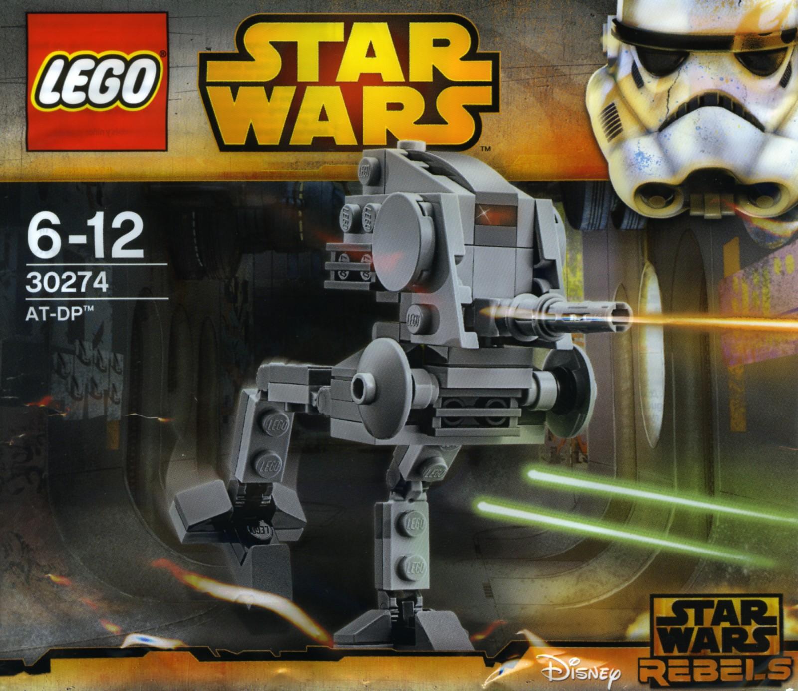 LEGO 30274 - Polybag - AT-DP