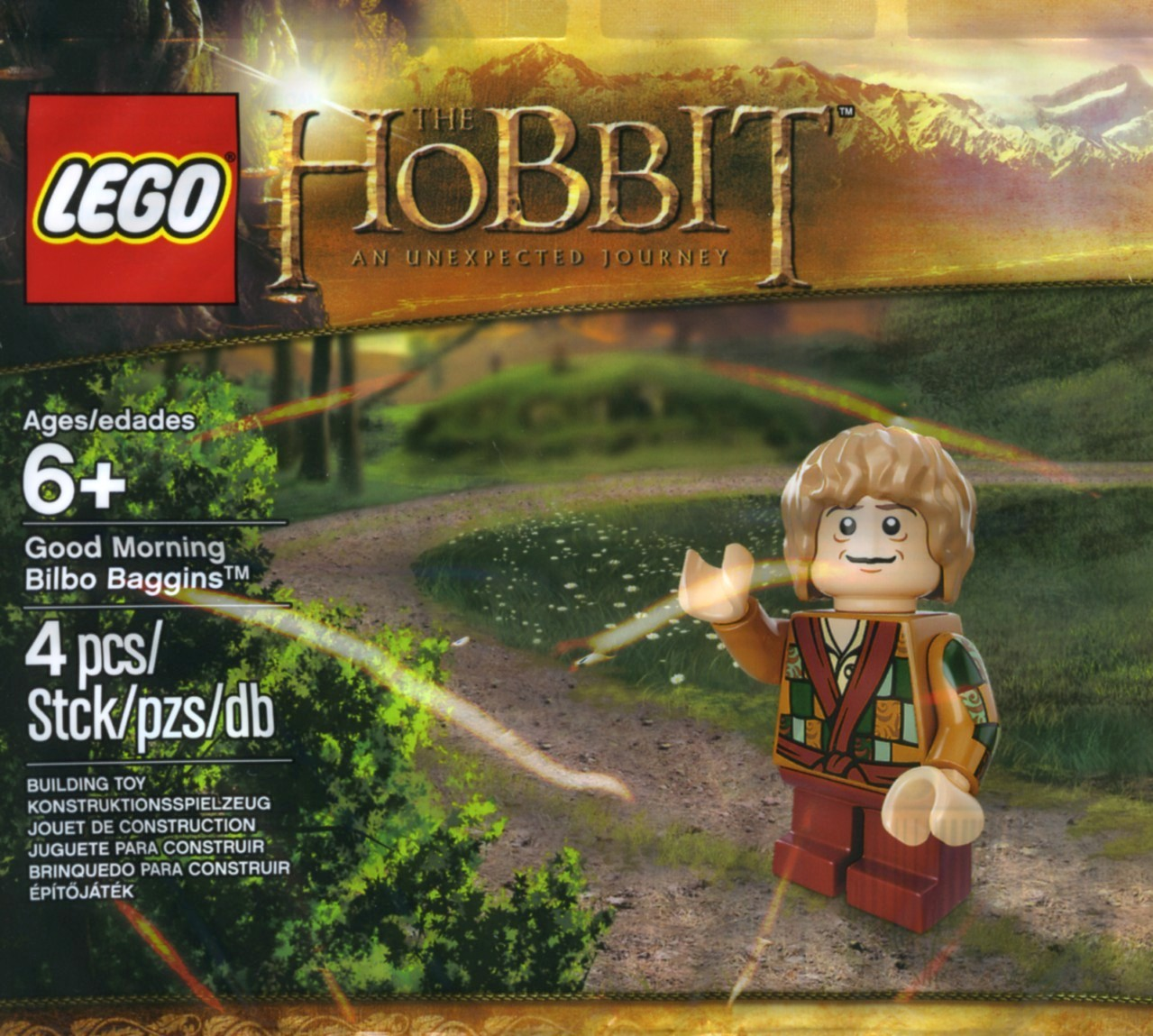 LEGO 5002130 - Polybag - Good Morning Bilbo Baggins
