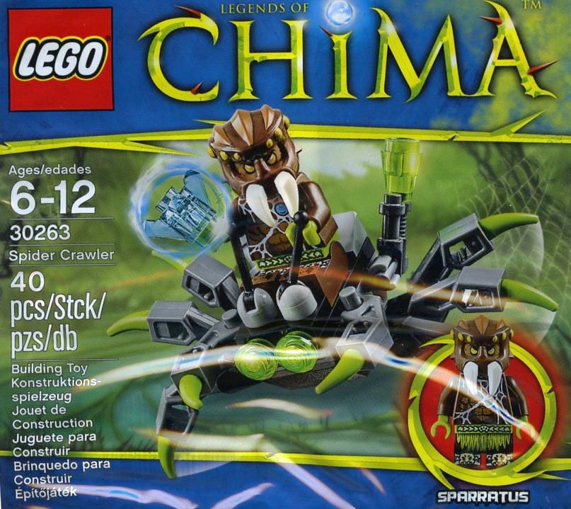 LEGO 30263 - Polybag - Spider Crawler