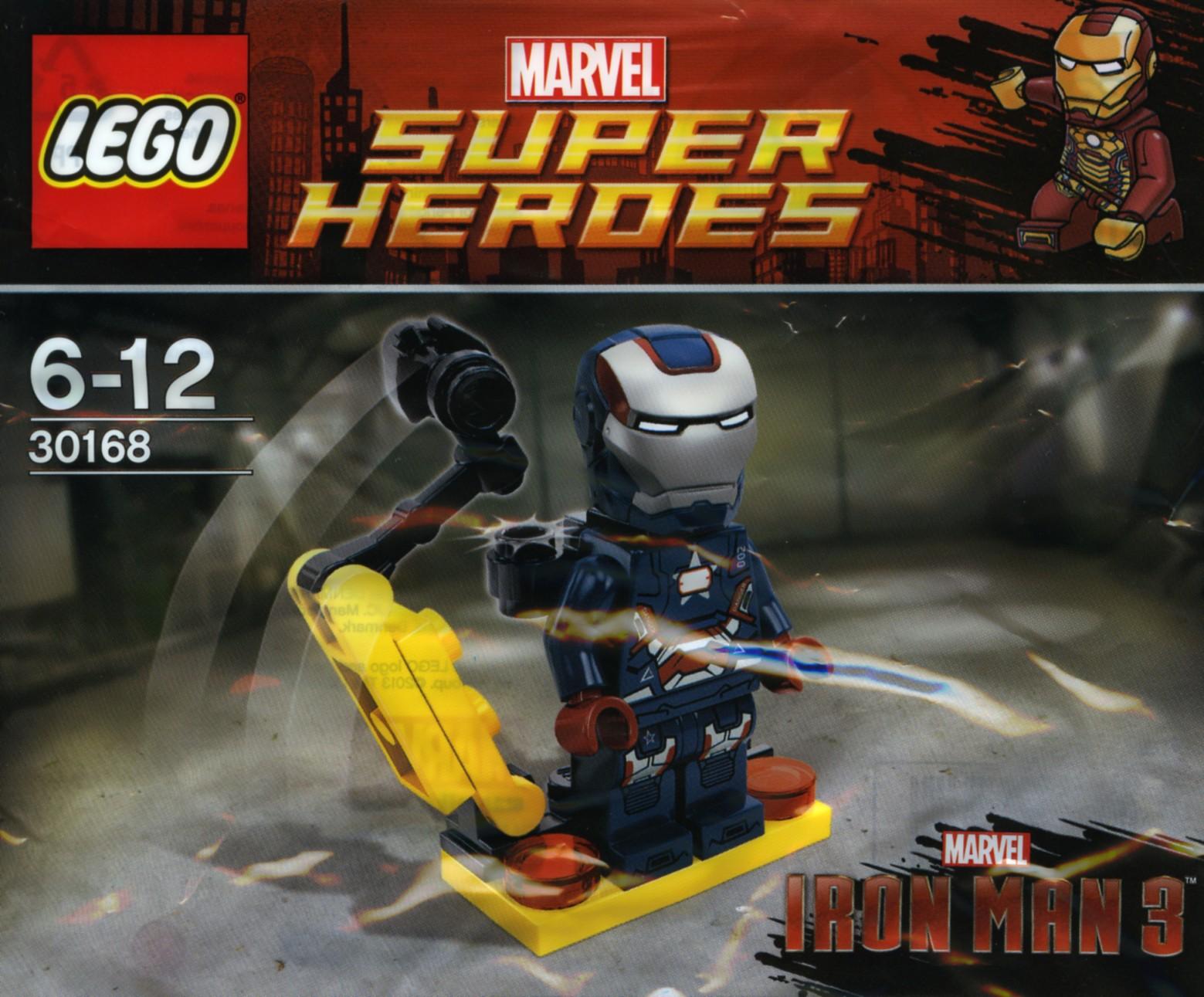 LEGO 30168 - Polybag - Gun mounting system