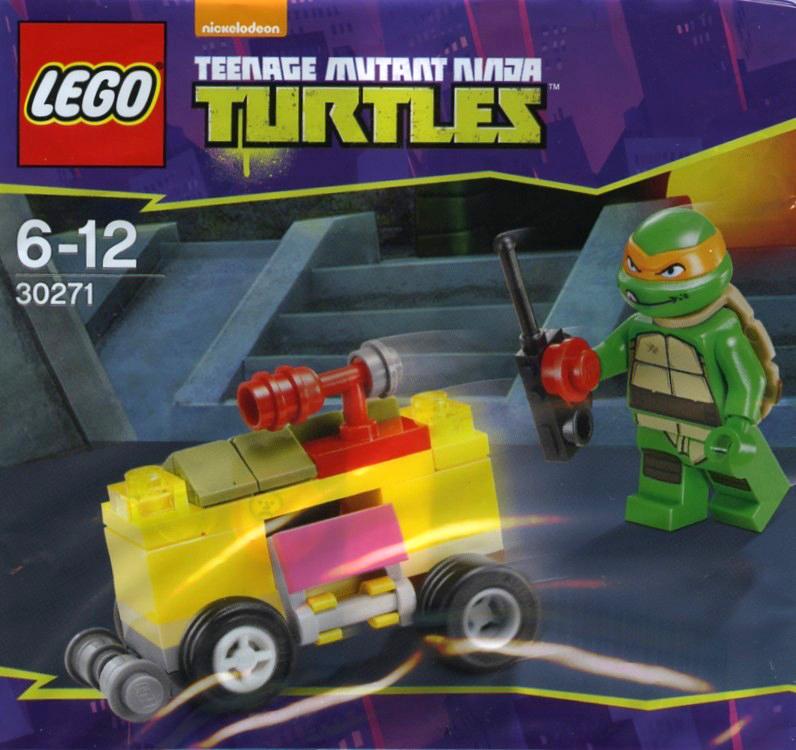 LEGO 30271 - Polybag - Mikey's Mini-Shellraiser