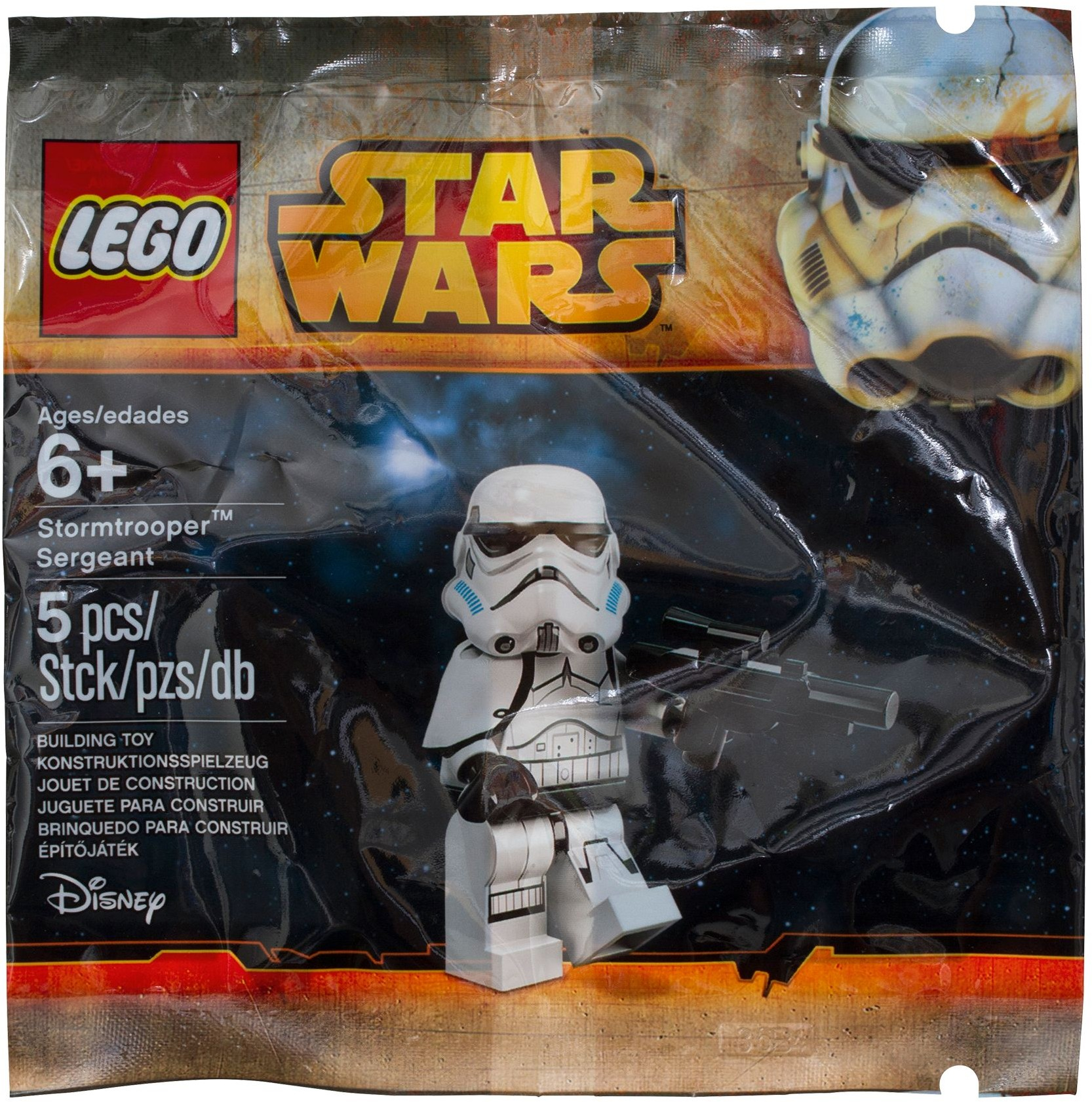 LEGO 5002938 - Polybag - Stormtrooper Sergeant