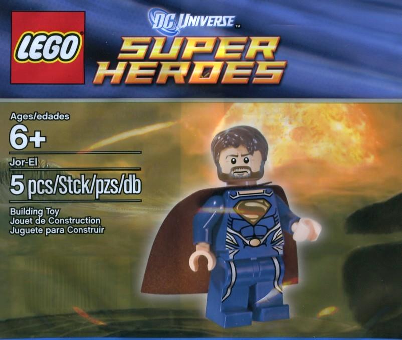 LEGO 5001623 - Polybag - Jor-El