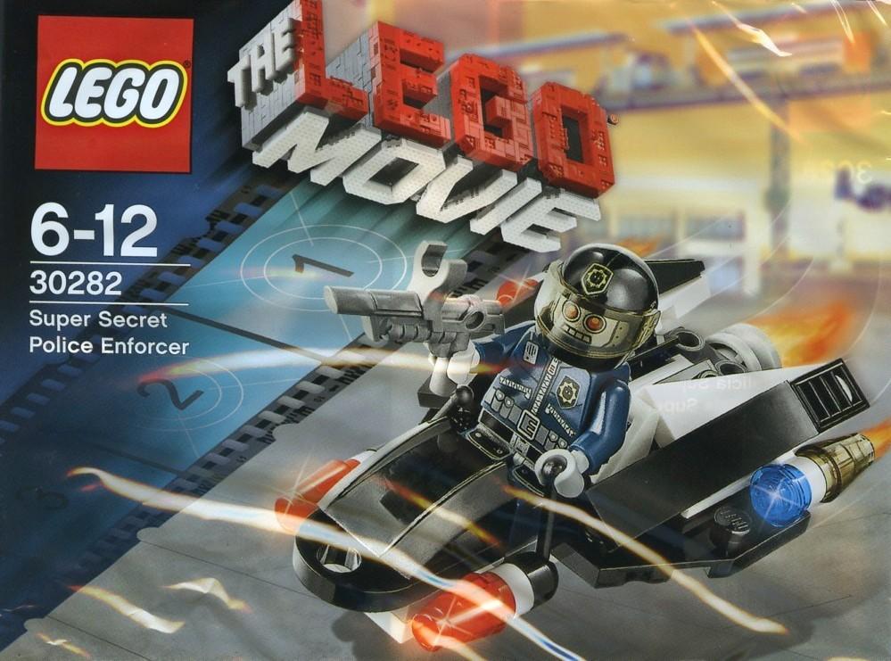 LEGO 30282 - Polybag - Super Secret Police Enforcer