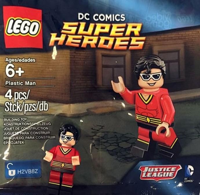 LEGO 5004081 - Polybag - Plastic Man