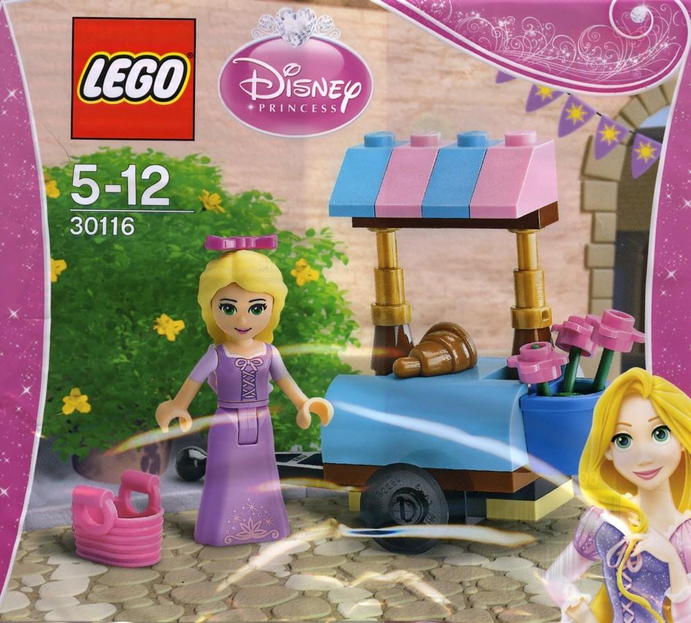 LEGO 30116 - Polybag - Rapunzel's Market Visit