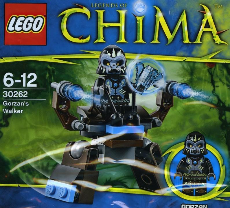 LEGO 30262 - Polybag - Gorzan's Walker