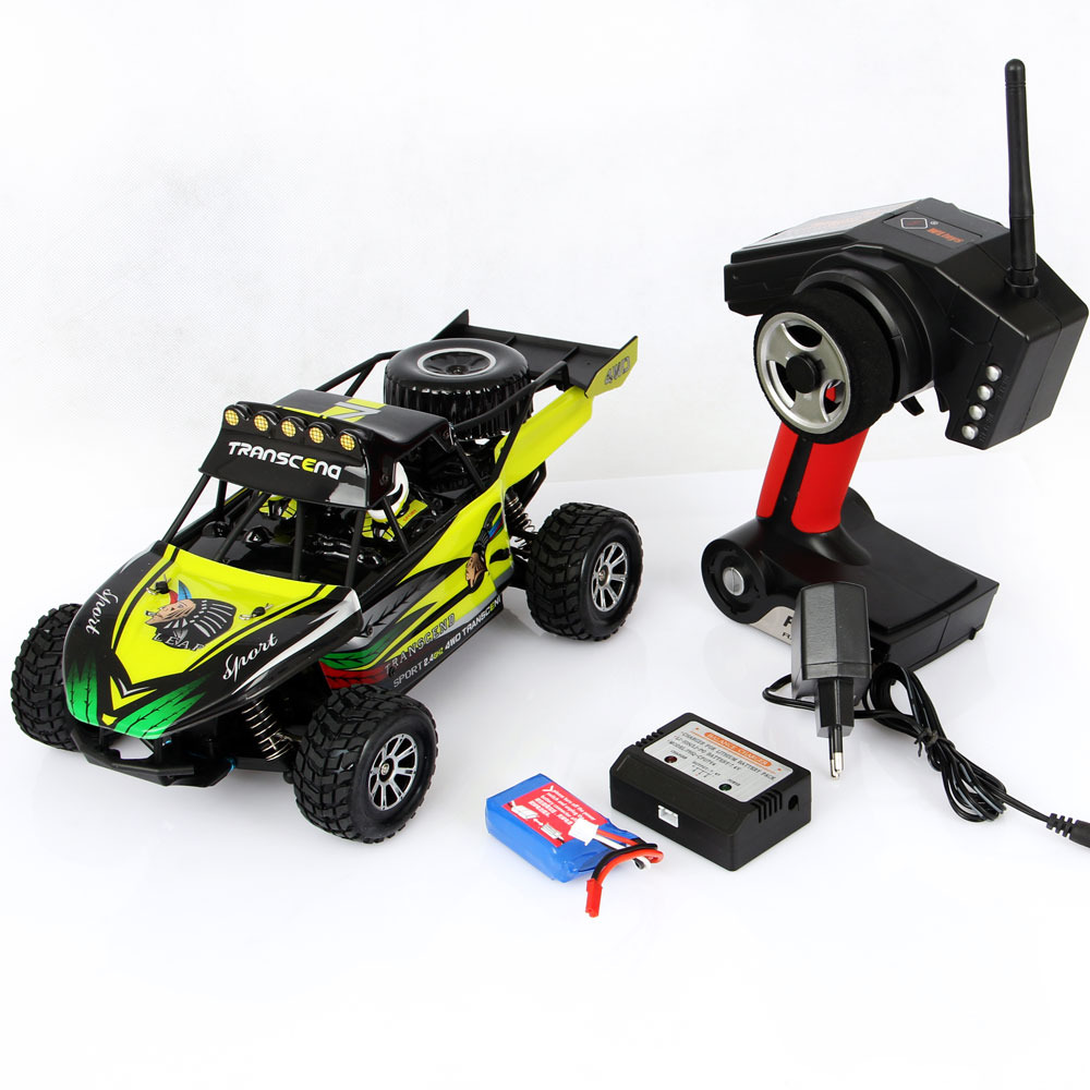 WL K929 1:18 Scale High-Speed 4WD RC Racing Car