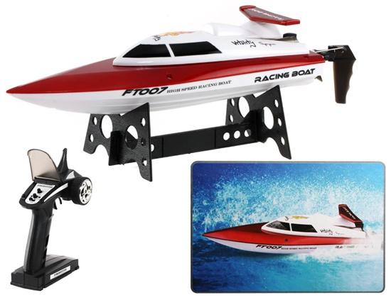 FT007 propo 2.4G High Speed Racing Boat