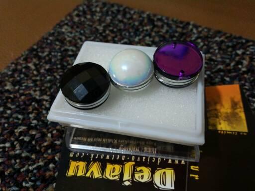 Pin Bross 3's d18mm Magnet Hijab Jilbab Kerudung