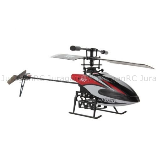RC Helicopter MJX F47 F647 2.4G 4ch Single Blade