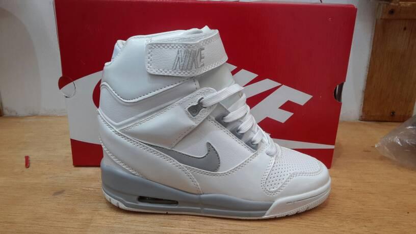 Jual Sepatu Wedges Nike Zumba Sneakers Premium - Bandung