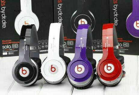 Headset Beats By dr. DRE