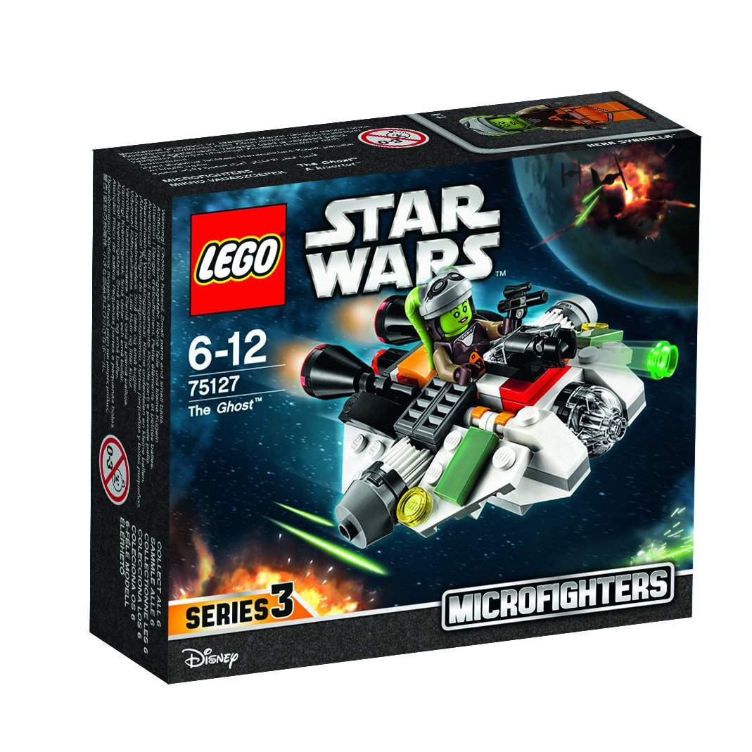 LEGO # 75127 STARWARS The Ghost