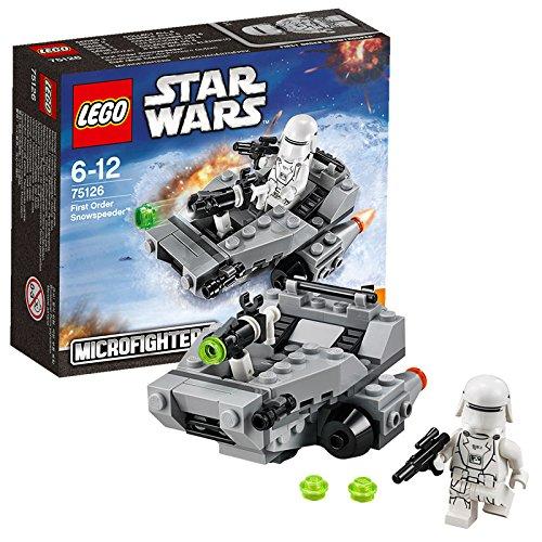 LEGO # 75126 STARWARS First Order Snowspeeder