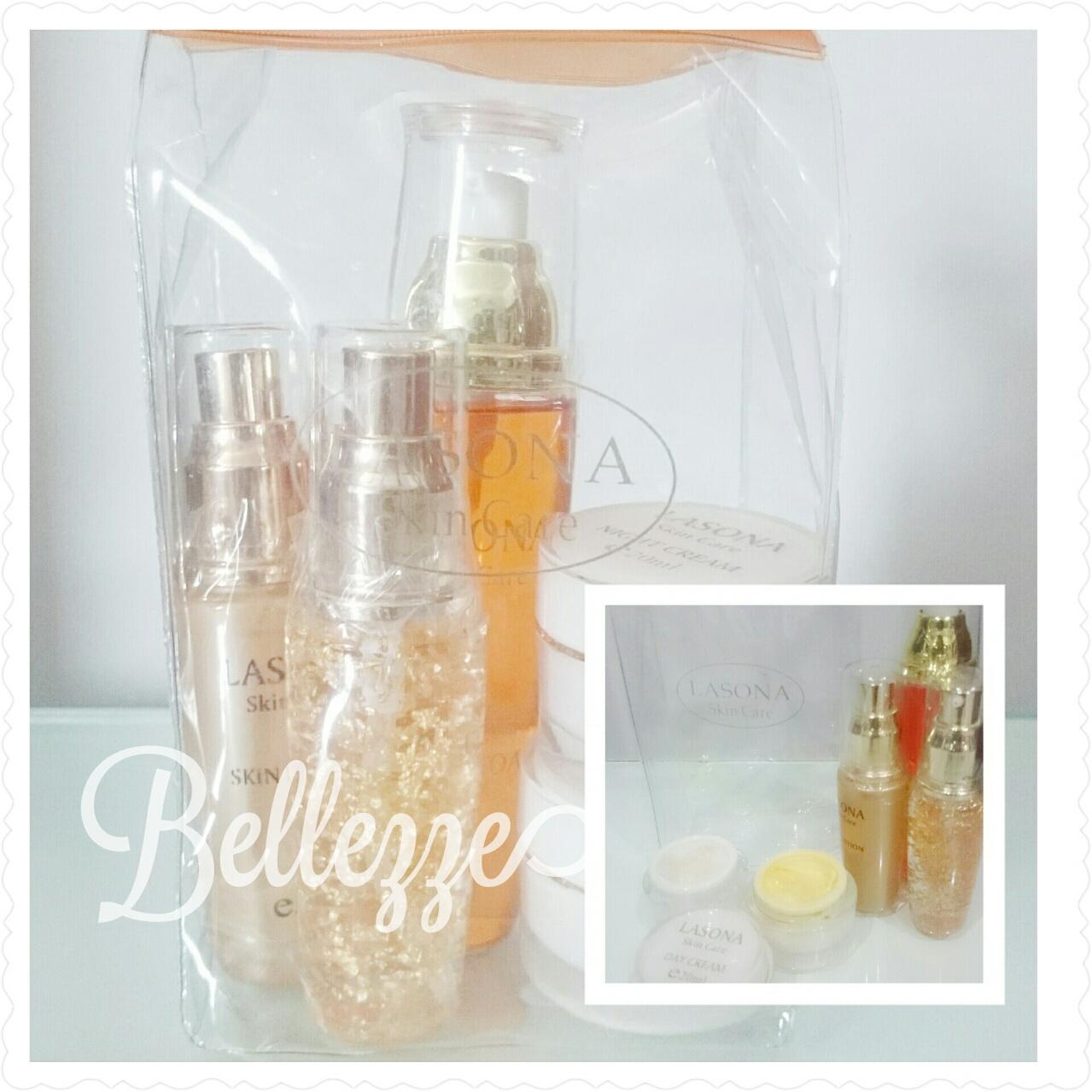 Jual Lasona Skin Care Original Bellezzeshop Tokopedia Paket