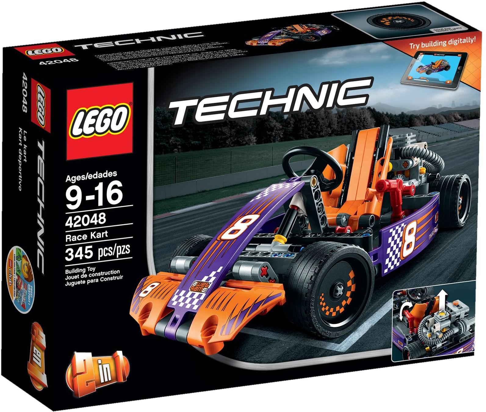LEGO # 42048 TECHNIC Race Kart