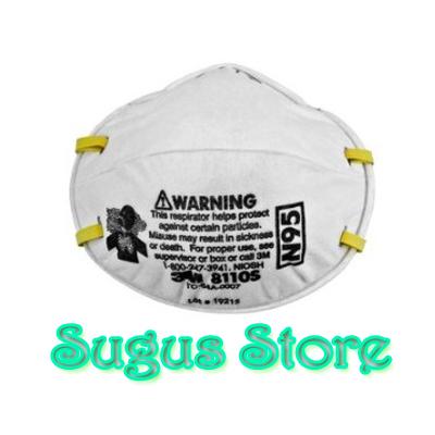 harga Masker 3M 8210 N95 (Respirator Asap Debu) Tokopedia.com