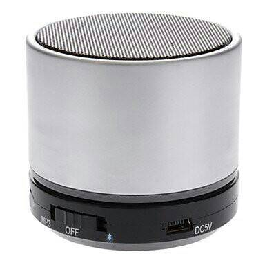 harga Mini Super Bass Portable Bluetooth Speaker - S10 - White Tokopedia.com