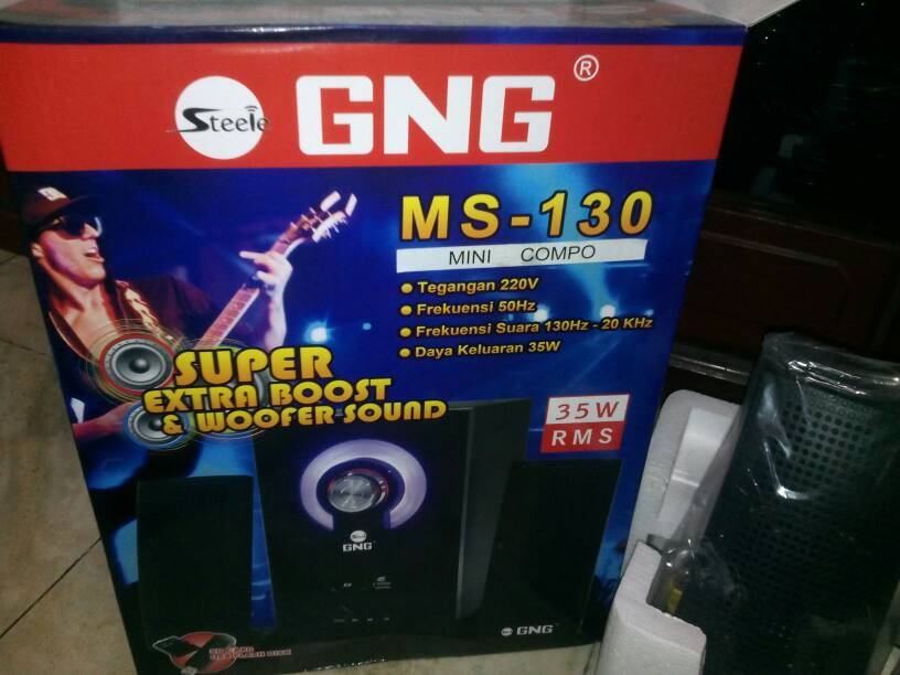 Mini Compo GNG Steele