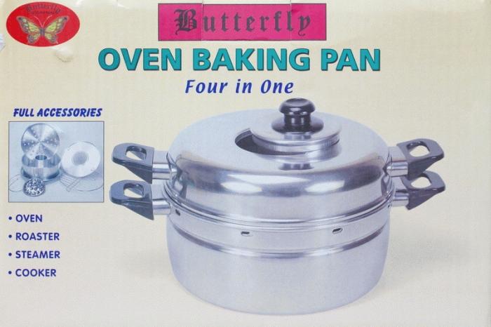 harga Alat Masak Butterfly baking pan oven serbaguna 4in1( Oven/ Roaster/ St Tokopedia.com