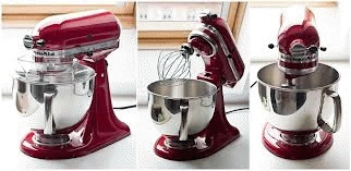 harga KitchenAid Artisan Series 5-Quart Stand Mixer 5KSM150 Tokopedia.com
