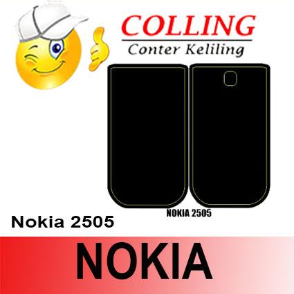 harga Stiker / Garskin Handphone / all type / Nokia / Nokia 2505 Tokopedia.com