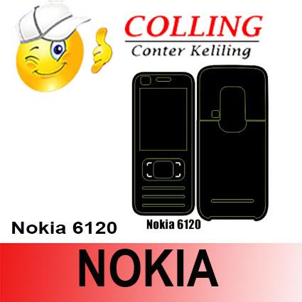 harga Stiker / Garskin Handphone / all type / Nokia / Nokia 6120 Tokopedia.com