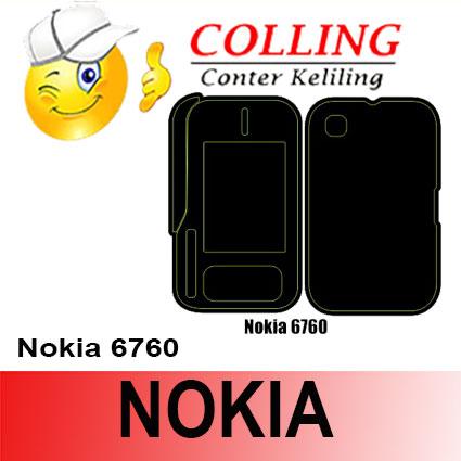 harga Stiker / Garskin Handphone / all type / Nokia / Nokia 6760 Tokopedia.com
