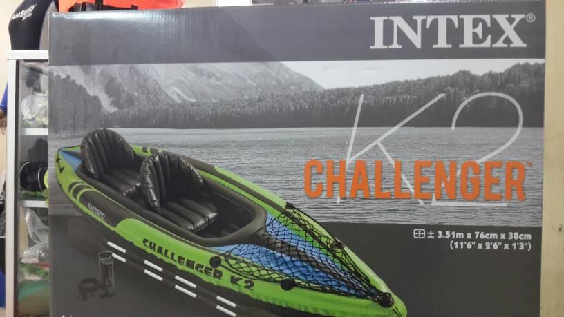 harga Perahu kano/kayak merk intex muat 2 orang Tokopedia.com