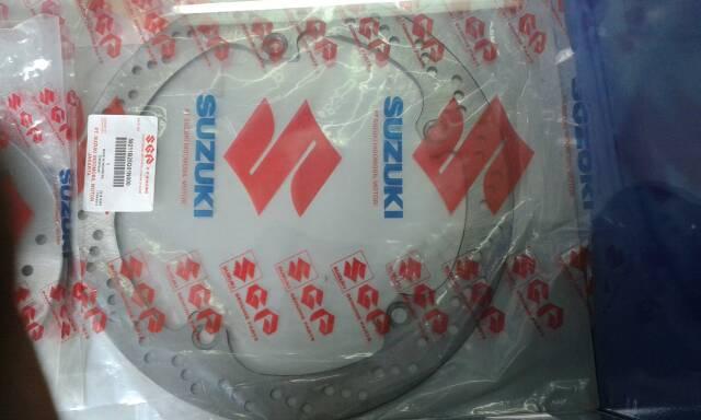 harga Cakram Depan / Front Disc Satria F 150 original suzuki Tokopedia.com