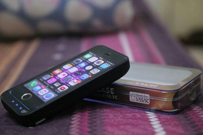 harga Power Case iPhone 5/5S/5C -external Battery Tokopedia.com