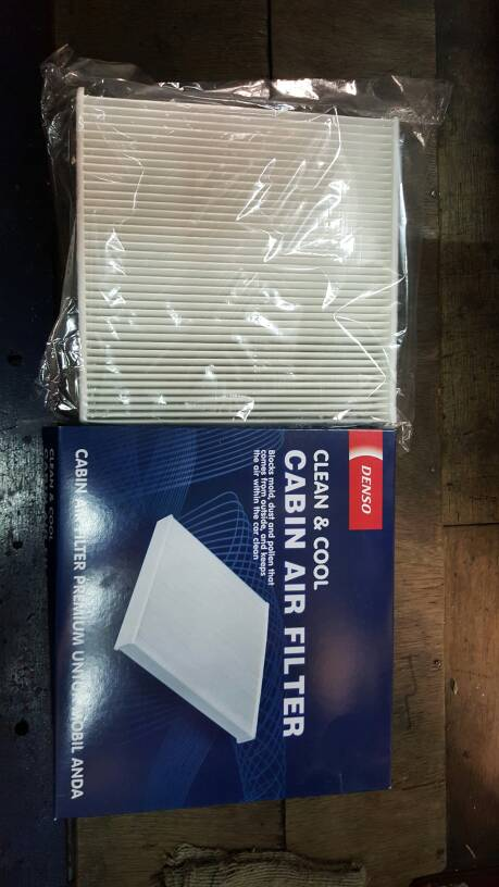 Filter Udara Cabin AC Honda Jazz OLD