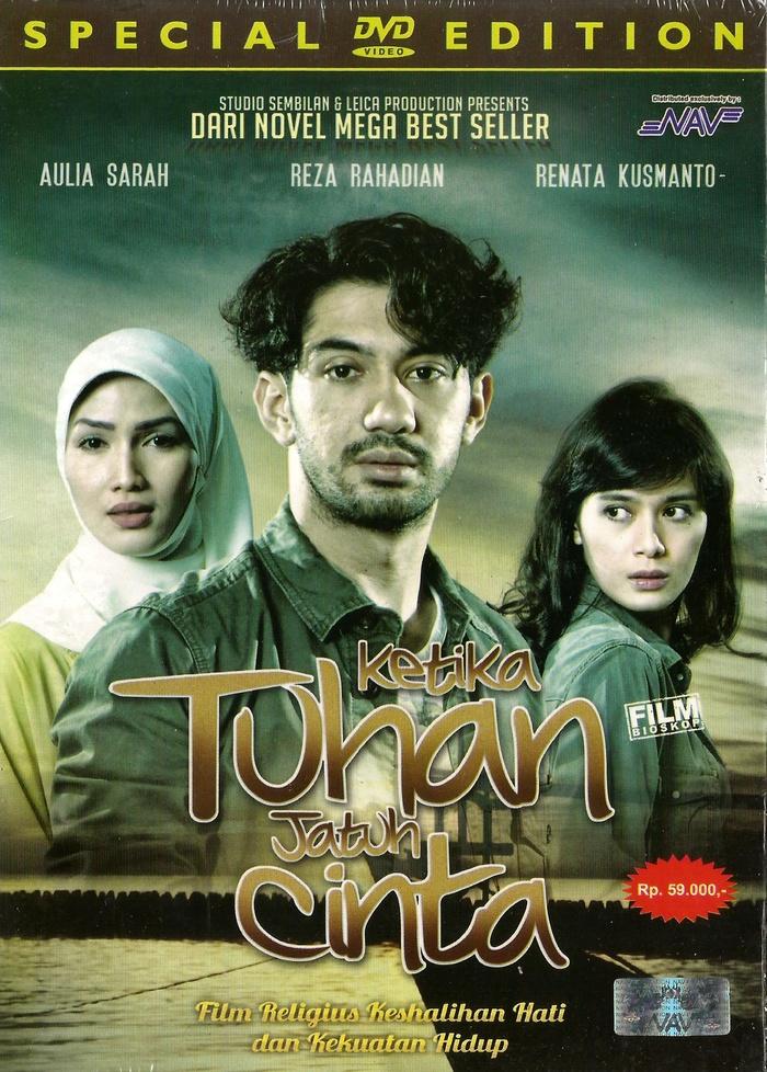 harga (DVD) KETIKA TUHAN JATUH CINTA Tokopedia.com